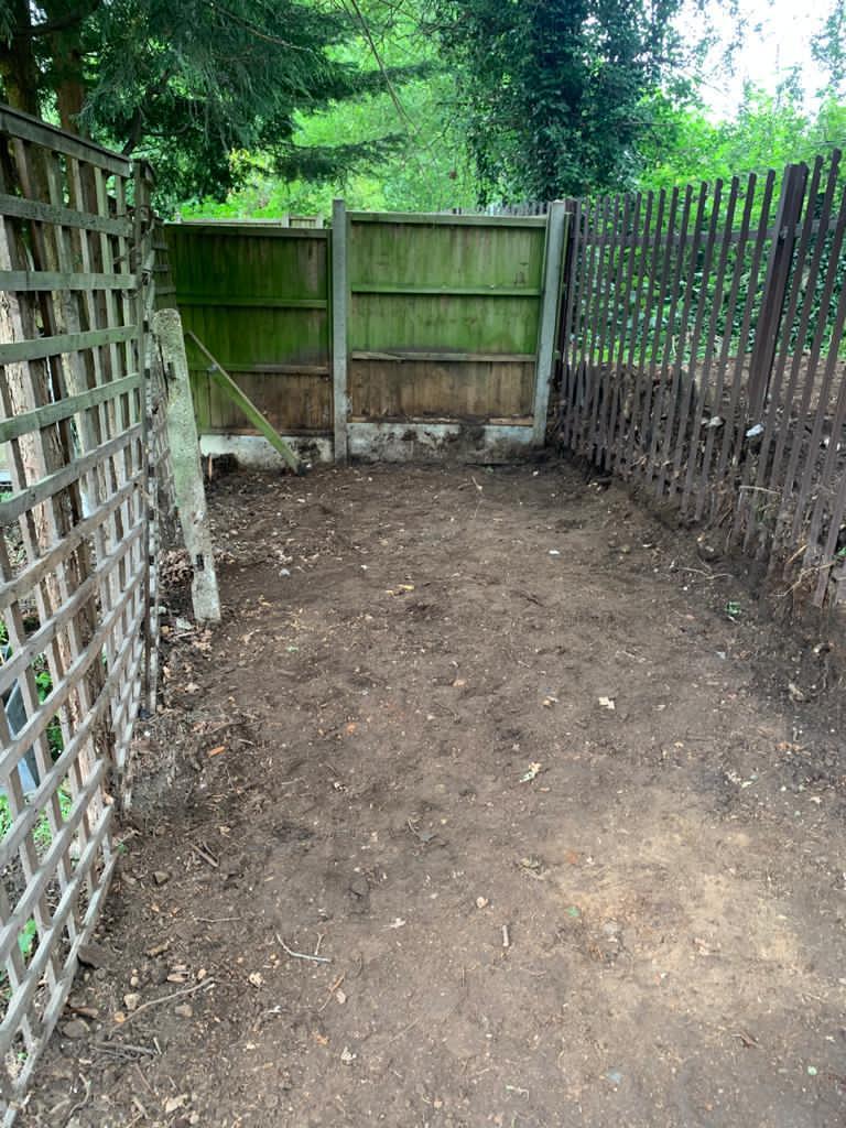 after-garden-clean