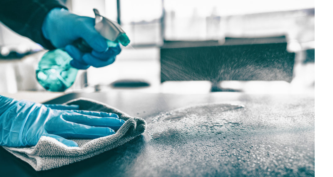 covid-19 cleaning services